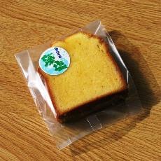 藻塩ケーキ